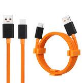 OnePlus Mclaren 1M 6A Câble de données de charge rapide pour 30 câbles de charge en chaîne rapide pour OnePlus One Plus 6T 6 5 5T 3 3T