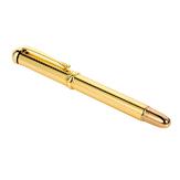 Original LUOSHI 765 Fountain Pen 0.7mm Gold Plated Carved Medium Nib
