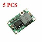 5Pcs Mini DC Module Réglable de Décompression Module d'abaisseur d'alimentation Electrique