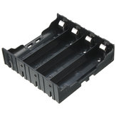 DIY Storage Box Holder Case For 4 x 18650 Rechargeable Battery