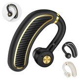 Original Auricular inalámbrico con micrófono para auriculares Bluetooth CVC6.0 Estéreo con cancelación de ruido Auricular