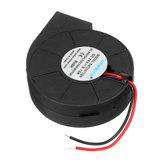 5015 24V Cooling Turbo Fan Brushless Extruder DC Cooler Blower Black Plastic Fan For Reprap 3D Printer