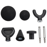 6Pcs Massage Heads & Extended Rod for Percussion Massager