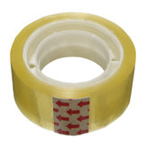 Original 20 Yards Clear Selotape Circle Holes Cellotape Sticky Transparent Adhesive Tape Scotch Tape