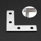 Machifit2020LL-vormigeconnectorHoekverbinderJoint Bracket voor 2020 Aluminiumprofiel