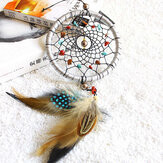 Argent Dream Catcher Plumes Core Perle Dream catcher pour Wall Car décorations Dream catcher Decor Argent Dream Catcher Plumes Core Perle Dream catcher pour Wall Car Décoration