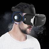 VR Shinecon Lunettes 3d de réalité virtuelle 4ème génération avec casque pour smartphones 3.5-5.5 pouces