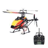 WLtoys V913 Versión sin Escobillas 2.4G 4CH Helicóptero RC RTF