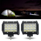 9-32V 36W Off Road 12LED Work Light Bars Flood Spot Combo Beam for Truck Trailer