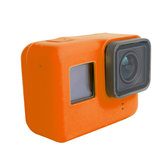 Colorful Silica Gel Protective Cover Case Mount for Gopro Hero 5/6 Sports Action Camera
