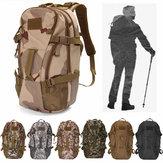 Sac à dos militaire extérieure Tactical sac à bandoulière sac à dos pour la randonnée et le camping touristique
