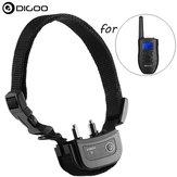 Digoo DG-PPT1 Rechargeable Pet Trainer Waterproof Stop Barking Collars Remote Dog Training Collar