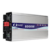 Intelligent Solar Pure Sine Wave Inverter 12V/24V To 110V 3000W/4000W/5000W/6000W Power Converter