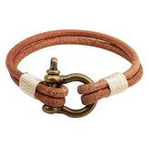 Nouveau style serrure bracelet de forme pour petit ami cadeau d'anniversaire bijoux