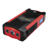 Original JX19 12V 82800mAh 4 USB Waterproof Starting Power Booster Charger Battery Car Jump Starter Kit