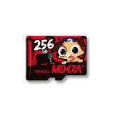 Mixza Year of the Dog Limited Edition U3 256GB TF Memory Card