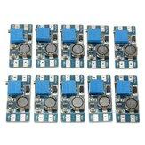 10 Pcs Module d'alimentation Electrique Pas-à-pas 2A 2V-24V DC-DC Module d'alimentation de Booster