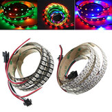 WS2812B 5050 RGB LED Changeable Strip 1M 144 Leds Non-waterproof Individual Addressable 5V