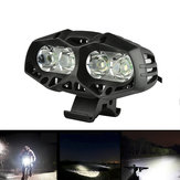 XANES ML01 1600LM Waterproof Bike Front Light 4* XML-T6 4 Modes Multipurpose Outdoor Sports Headlight