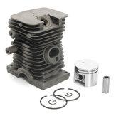 Original Negro 38mm cilindro pistón y anillo Motor kit para Stihl 018 MS180 MS 180 piezas de motosierra
