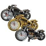 Creative Plastic Motorcycle Motor Bike Quartz Alarm Clock