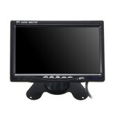 7 Inch TFT LCD Color 2 Video Input Car Rear View Headrest Monitor DVD VCR Monitor W1