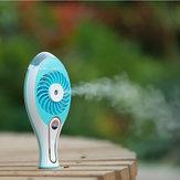 Fan recargable del ventilador de la condición del aire portátil del humectador del espray de la fan del USB para la comodidad casera