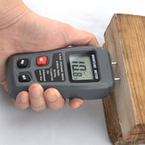 Digital LCD Wood Moisture Temperature Meter Humidity Timber Wood Damp Tester