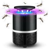 Original Loskii-603Anti-MosquitoLámparaElectricFlyBug Zapper Mosquito Insecto asesino Lámpara luz LED Trampa Lámpara Control de plagas