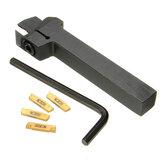 Mgehr1212-2 herramienta de ranurado externa girando porta-herramientas para corte de 2 mm con inserciones 4pcs mgmn200
