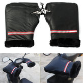 Motorcycle Bike HandleBar Grip Muffs Hand Cover Gloves Winter Waterproof