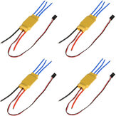 4X XXD HW30A 30A Brushless Motor ESC For Airplane Quadcopter