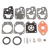 Carburetor Repair Kit Rebuild Tool Gasket Set For Walbro K20-WYL WYL-240-1 WYL-242-1