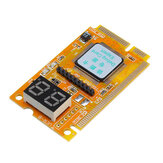 3 in 1 Mini PCI/PCI-E Card LPC PC Laptop Analyzer Tester Module Diagnostic Post Test Card Board