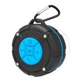 Mini draagbare draadloze Bluetooth-luidspreker IPX7 Waterdichte sucker buitenshuis Bass Speaker