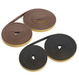 20 Meter P-type EPDM Weather Window Door Strip Self Adhesive Draught Excluder Seal