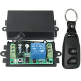 Geekcreit® 433MHz DC 12V 10A Relay 1CH Channel Wireless RF Remote Control Switch Transmitter With Receiver