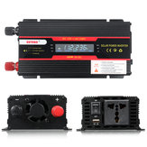 Original 4000W Peak Power Inverter LCD Pantalla DC 12 / 24V a CA 110V / 220V Convertidor de onda sinusoidal modificada