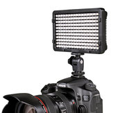 TOLIFOPT-176SLEDCameraVideoLight Bi-color Fotografia ajustável em temperatura para câmera DSLR