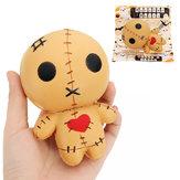 Cutie Créative Mummy Squishy 13cm Récupération Lente avec Emballage Cadeau de Collection Jouet Doux