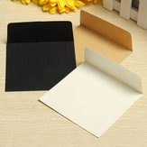 10X10CM Square Mini Blank Envelopes Storage Paper Envelopes