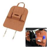 IPRee® Car Seat Back Multi Pocket Tidy Tablet Holder Travel Storage Bag Universal Accessory