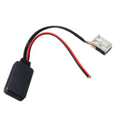 Cable auxiliar de 12 pines Bluetooth adaptador de audio para Mercedes W169 W245 W203 W209 W164
