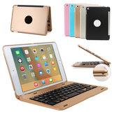 Cas de clavier sans fil d'alliage d'aluminium Bluetooth pour iPad Mini 4