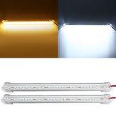 3W 17cm 600lm 12 SMD 5630 Wasserdichtes IP44 LED steifes Streifen Kabinett Licht 12V