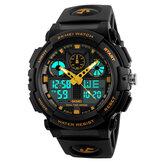 SKMEI1207ChorongraphВодонепроницаемыDualДисплей Цифровые часы