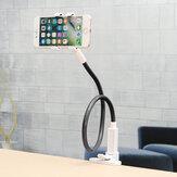 Soporte de Teléfono Móvil de Mesa Cama de Brazo Largo Flexible de Perezoso Universal Bracket para Samsung Xiaomi
