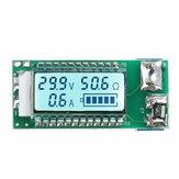 18650 26650 Lithium Li-ion Batterie Testeur LCD Tension Capacité de courant de tension