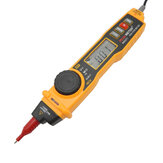 PEAKMETER MS8211 Integrated Design Digital NVC Multimeter Pen Type Meter DMM Diode and Continuity Test with Probe