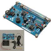 Montado DIY Kit de Contador Geiger Counter Miller Tubo GM Detector de Radiación Nuclear